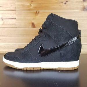 Nike Dunk Sky Hi Essential Wedge Heel